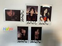 Harin (of Pink Fantasy ) - HAND AUTOGRAPHED(SIGNED) POLAROID.