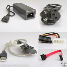 USB 2.0 to SATA/PATA/IDE Drive Adapter Converter Cable Set for 2.5 / 3.5 Inch