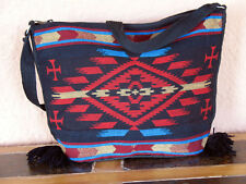 Jacquard Zipper Purse OPNEW-K Southwest Southwestern Design Bag