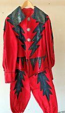 Red Demon King Pantomime costume