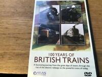 100 Years Of British Trains