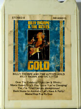 BILLY THORPE & THE AZTECS Gold Difficult To Find   8 TRACK TAPE  CARTRIDGE