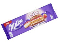 3x Milka MMMAX Strawberry Cheesecake 🍫 900g / 2 lbs XXL chocolate TRACKED ✈