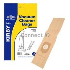 Electruepart Bag 75 CONF. da 5 Sacchetti per aspirapolvere adatto a Kirby Aspirapolvere