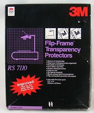3M RS 7110 Flip Frame Transparency Protectors