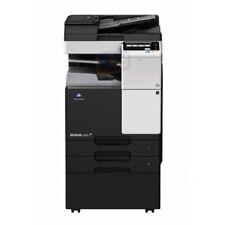 Konica Minolta Bizhub C227 A3 Color Laser Copier Printer Scanner Mfp 22 Ppm C287