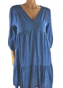 Blaue Damenkleider Gunstig Kaufen Ebay