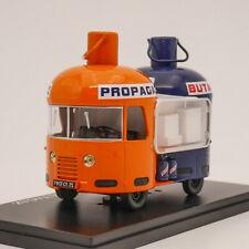 Ixo 1:43 RENAULT 1400 KG Butagaz Diecast Car Metal Toy Model