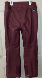 Women's Patagonia Insulated Snowbelle Pants size XS Light Balsamic
