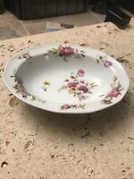 "LIMOGES THEODORE HAVILAND 9 1/2"" Oval Vegetable BOWL PERSIAN GARDEN"