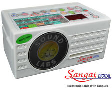 SANGAT ELECTRONIC TABLA & TANPURA MACHINE COMBINE 124 TAAL GSMEL012 C