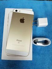 In OEM Box Apple iPhone SE 64gb Gold (GSM Global Unlocked) Fair 6/10