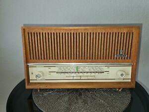 Altes Grundig Radio Type 98 Ma, 1964 ? Optisch Sehr Gut Erhalten!!