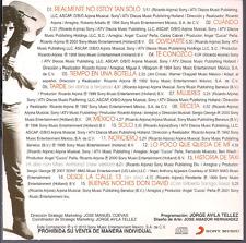 rare BALADA 80s 70s CD slip RICARDO ARJONA realmente no estoy tan solo TECONOZCO