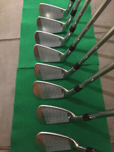 Taylor Made T 300 Forged  Irons set 3 - P Right Hand