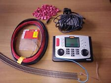 HORNBY ELITE R8214 DCC CONTROLLER, ADAPTER & ACCESSORIES