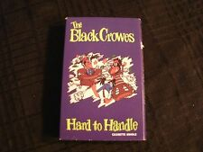 The Black Crows - Hard To Handle - 1990 Cassette Single / Exc./ Hard Blues Rock