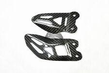 2015 suzuki gsxr1000 2009-2016 carbon fiber talones protección heel plate Foot gurard