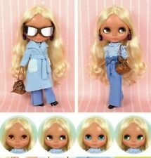 "CWC Takara Tomy Neo Blythe Doll Asha Alvira 12"" 1/6 Fashion Doll"