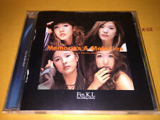FINKL fin k l 3.5 k-pop MEMORIES & MELODIES cd YOU WILL NEVER KNOW lee hyori