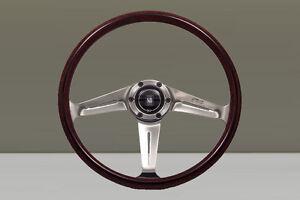 NARDI Classic ND 367mm Wood Side Spokes Steering Wheel 5049.36.3000 - IN STOCK!