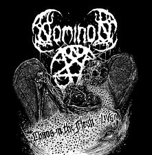 NOMINON Chaos In the Flesh...LIVE! CD (NEW 2016 RELEASE)