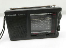 Vintage Grundig Yacht Boy 205 Radio Weltempfänger ? Schwarz