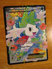 PL Pokemon SHAYMIN EX Card LEGENDARY TREASURES Set RC21/RC25 Radiant Collection