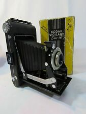 Vintage 1937-1948 's Folding Camera EASTMAN KODAK FILM CAMERA VIGILANT SIX-16