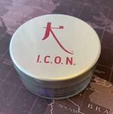 Icon I.C.O.N Cast A Web - Strong Matte Texture Hair Gel Wax / Pomade 1.7 oz 50g