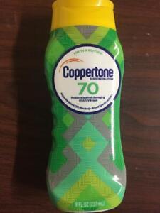 Coppertone ultraGUARD Lotion SPF 70+ Sunscreen 8 oz