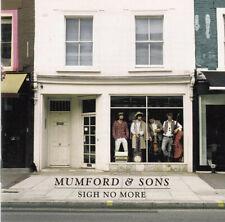 Mumford & Sons CD Sigh No More (Exc!)