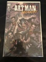 Batman Who Laughs #1 - * NM+ * Lucio Parrillo Variant Cover -  Limited to 3000