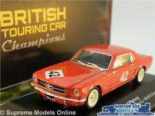 FORD MUSTANG MODEL CAR 1:43 SCALE IXO ATLAS BTCC TOURING ROY PIERPOINT 4672114 K