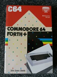 Commodore 64 C64 - Forth + Melbourne House. Brand New Boxed And Sealed