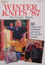 Woman's Day Winter Knits '87 The Family Album