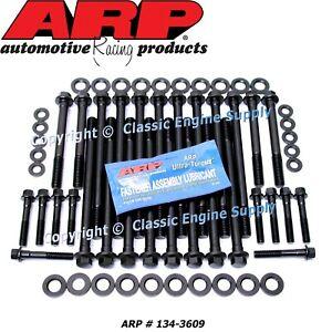 ARP Head Bolt Set Fits 1997-2003 & Some 2004 GM 4.8L 5.3L 5.7L & 6.0L LS Engines