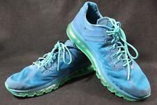 Nike Air Max 2013+ RARE EXT Men's Running Dark Atomic Teal 554967-333 Size 14