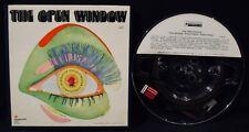 THE OPEN WINDOW-Mega Rare 1969 Psych Garage Reel To Reel Tape-VANGUARD #X 6515