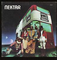 VINYL LP Nektar - Down To Earth Passport ABC / Prog 1st US PRESS Ludwig VG++/NM-