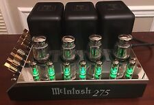 McIntosh MC275 MKVI with Original Boxes EXCELLENT Condition