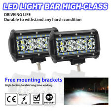 """5""""INCH 168W LED Work Light Bar Flood Combo Pods Driving Off-Road Tractor 4WD 12V"""