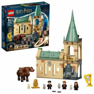 LEGO Harry Potter 76387 Hogwarts Castle: Fluffy the Dog Encounter  Age 8+ 397pcs