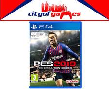 PES 2019 Pro Evolution Soccer PS4 Game Brand New Pre Order