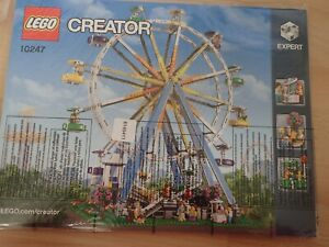 LEGO  Creator FERRIS WHEEL 10247 - New without box - 2464 pieces - bags sealed