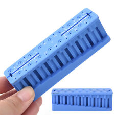 Endo Measuring Block Holder Stand Dental File Ruler Endodontic Supply Plastic GX