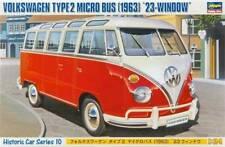 Hasegawa HC10 Volkswagen Micro Bus 23 Windows 1/24