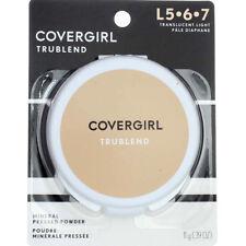 CoverGirl Trublend Mineral Pressed Powder, Translucent Light (L 5-7) .39oz