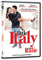 LITTLE ITALY (BILINGUAL) (DVD)