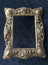 Antique Art Nouveau Frame Finely Cast late 19th / early 20th century